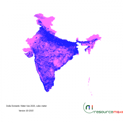 India Domestic Water Use 2020